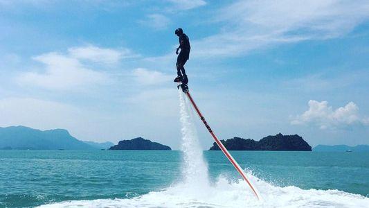 Langkawi: Rocket man