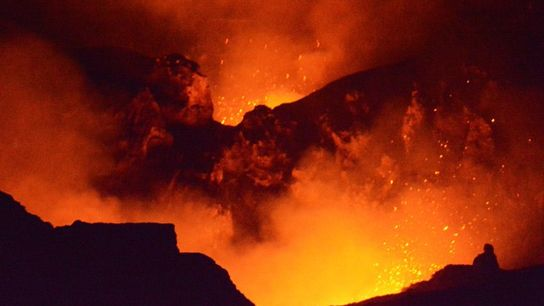 Mount Yasur, Tanna, South Pacific