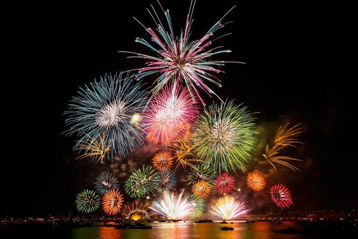 Fireworks, Hiroshima