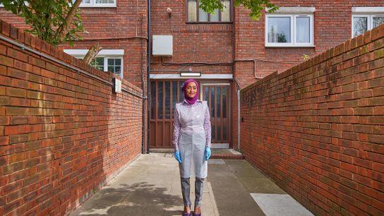 "Zainab Yasmin, 43, London. ""I work as a public health programme manager in Tower Hamlets. I'm ..."