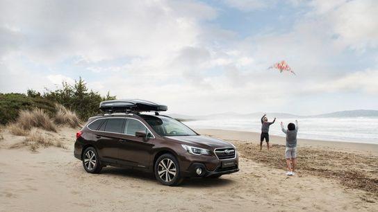 Subaru kites