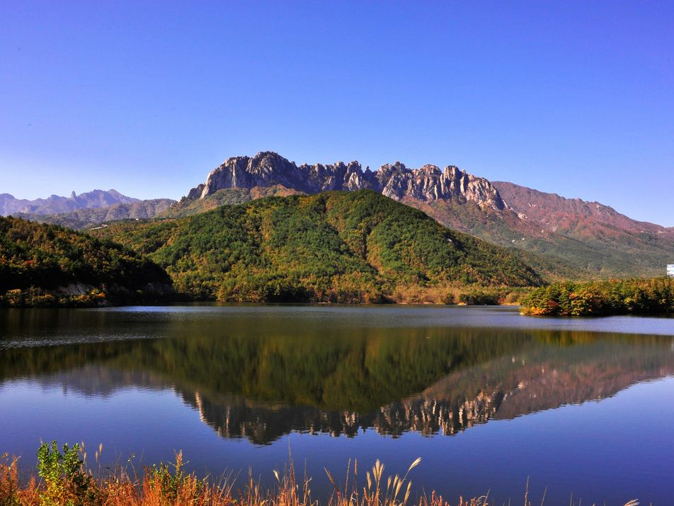 Discover the rugged splendour of Gangwon, South Korea's natural gem