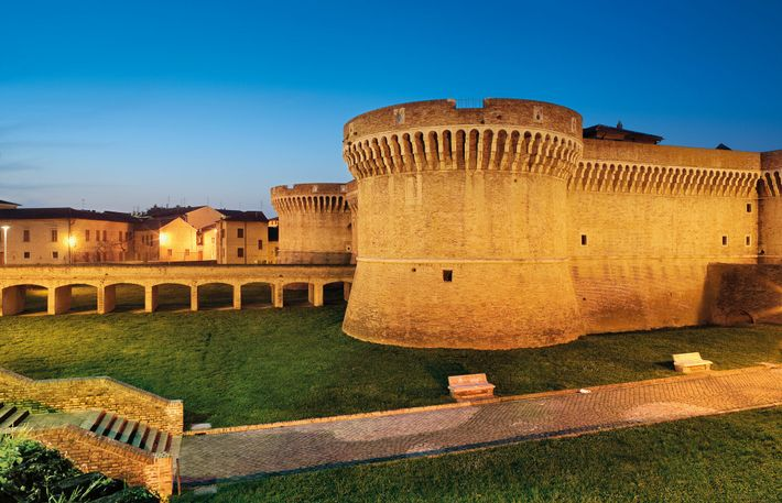 In 1502 Cesare Borgia lured rivals to the fortress of Senigallia on Italy's Adriatic coast, where ...