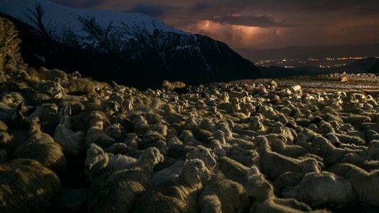 A rare look at a perilous journey in the Caucasus Mountains