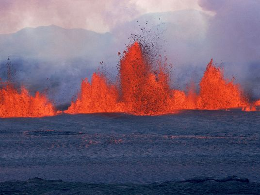 Surprise magma pocket found in Iceland hints at more 'ticking time bombs'