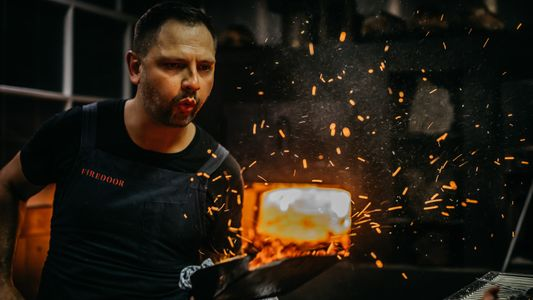 Playing with fire: seven chefs harnessing the power of open flames