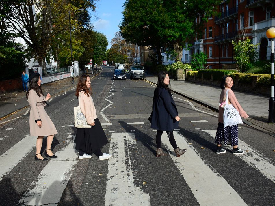 The ultimate itinerary for Beatles fans