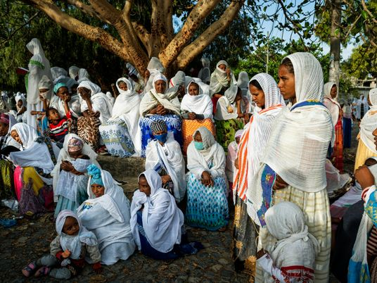 A grave humanitarian crisis is unfolding in Ethiopia. 'I never saw hell before, but now I ...