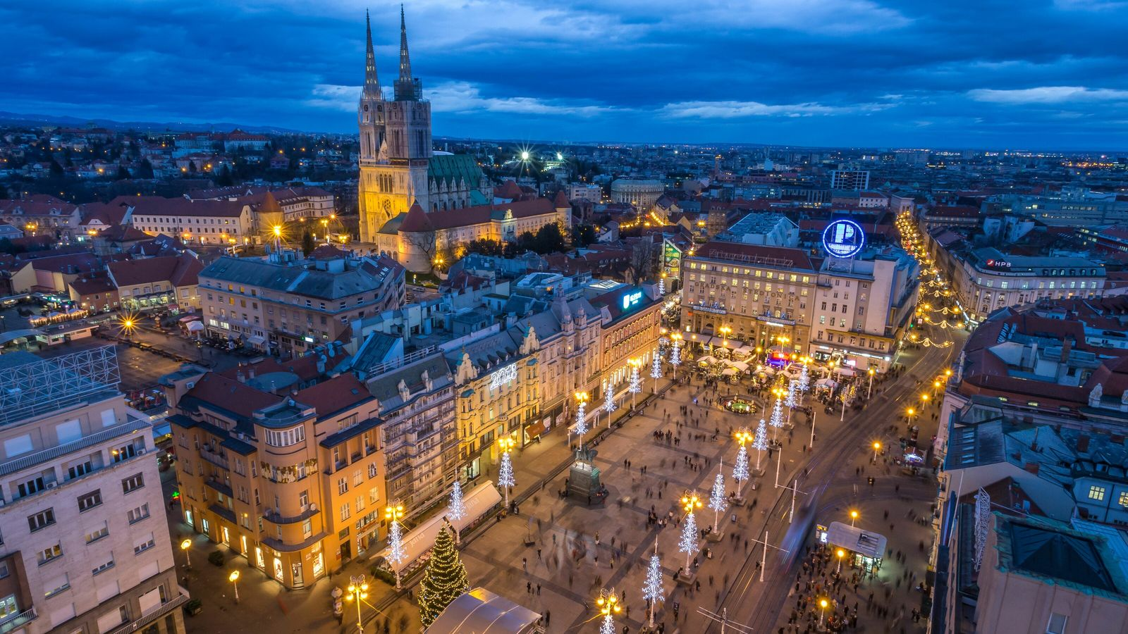 Zagreb's Christmas markets are renowned for being some of the most spectacular.