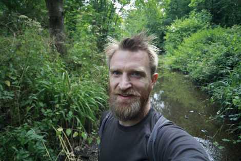 Meet the adventurer: Daniel Raven-Ellison