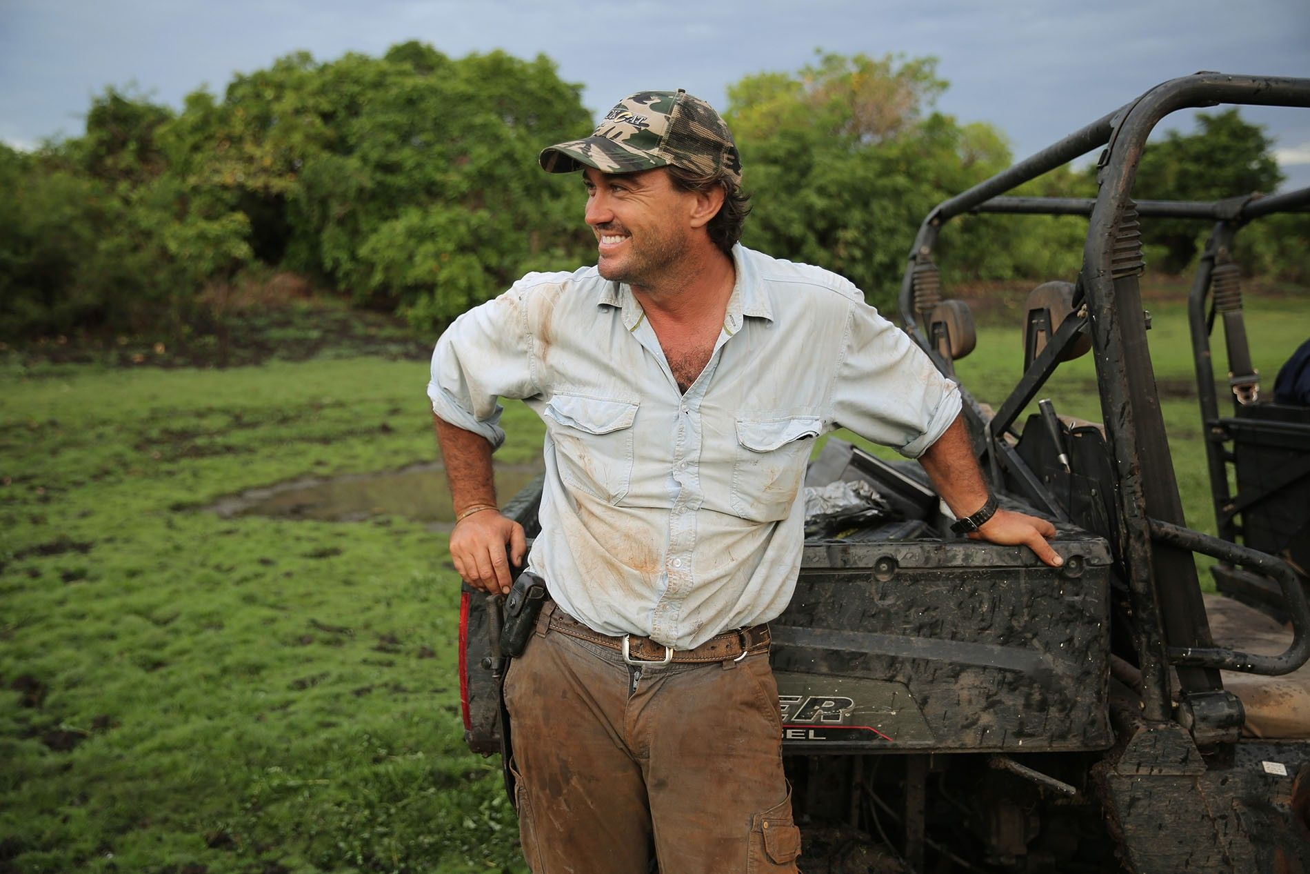 We sit down with Matt Wright, star of National Geographic Wild's 'Monster Croc Wrangler', to chat ...
