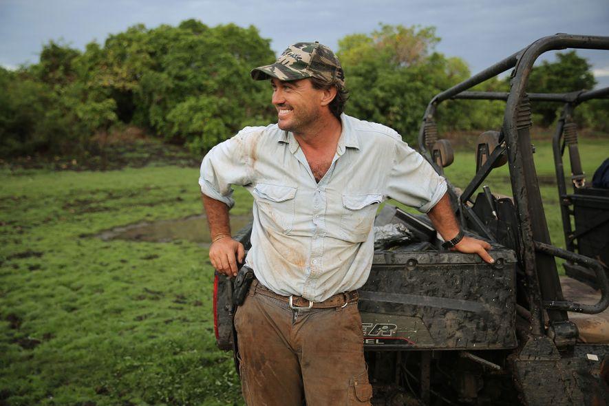 Meet the adventurer: Matt Wright