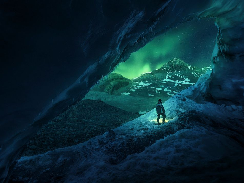 21 Dazzling Photos of Frozen Adventures