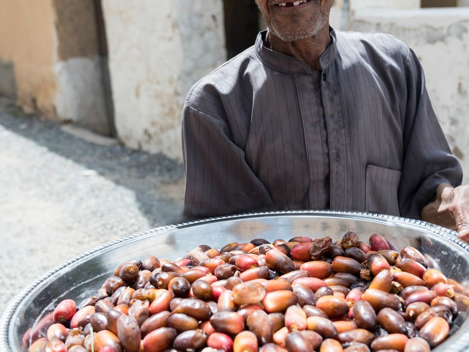In pictures: celebrating the traditions of Oman