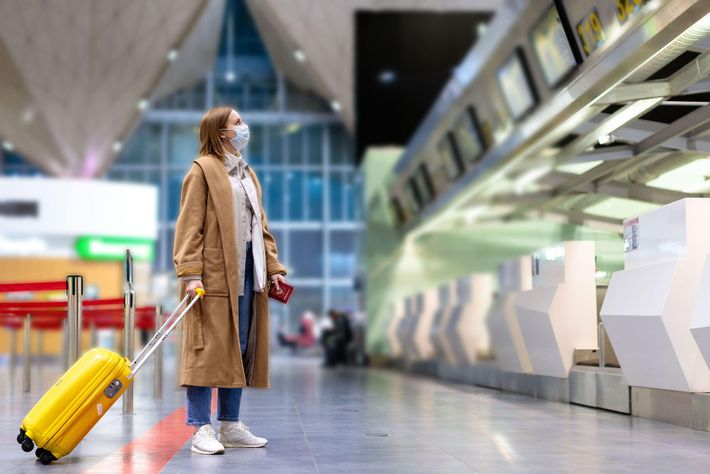 No-touch temperature checks, disinfection tunnels and socially distanced arrival halls will likely define the airport experience ...