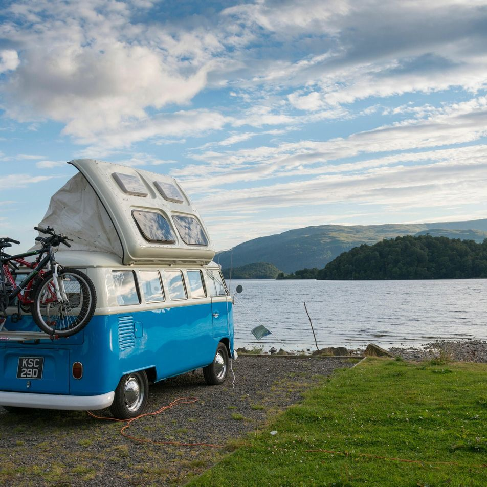 Experts share their tips for exploring the UK by campervan this summer