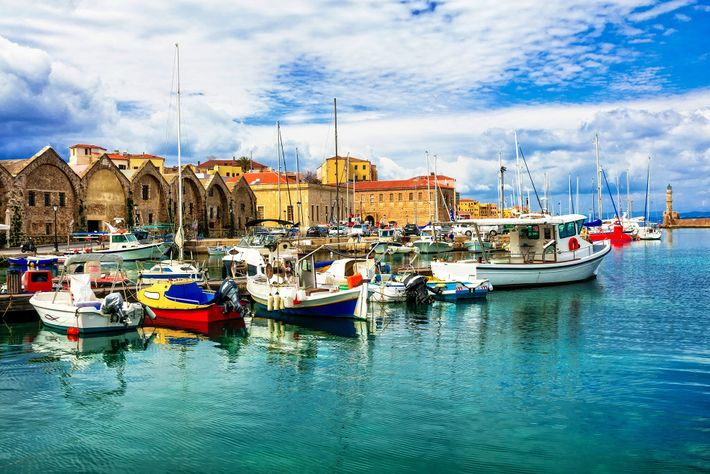 Chania is Crete's second largest city, sitting on the island's northwest coast and famed for its ...