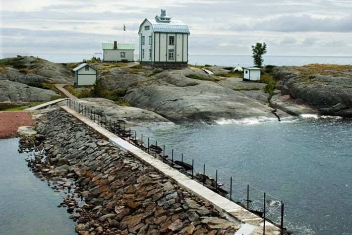 Kobba Klintar island, Aland Islands, Finland