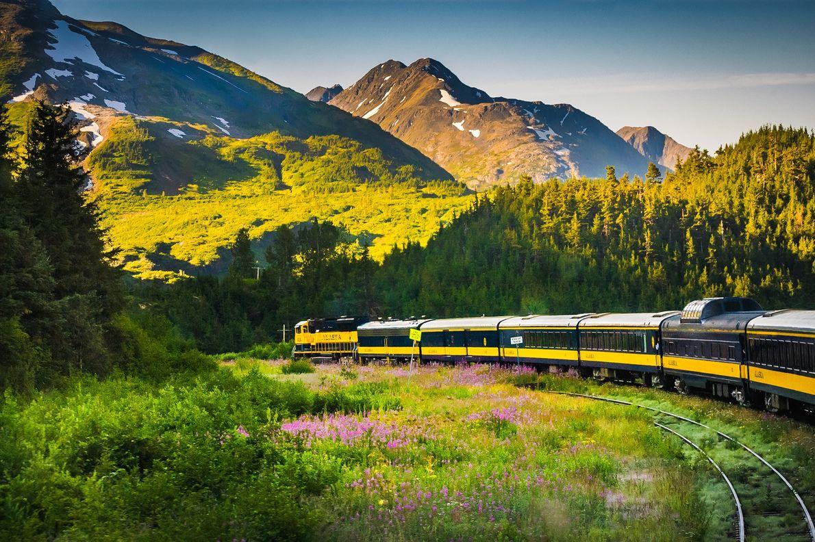 The Alaska Railroad, Alaska