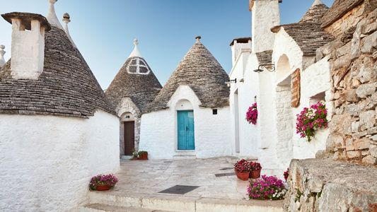 Photo story: the villages, caves and coast of Puglia