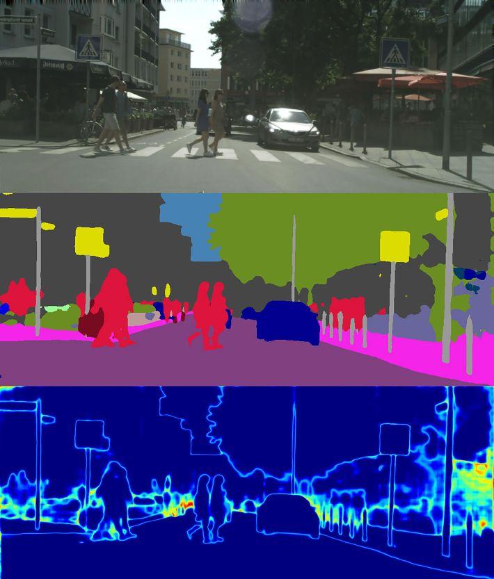 Teaching autonomous vehicles how to see the world around them.