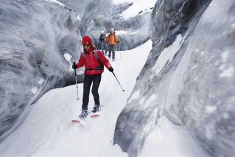 Alternative winter sports: There are many ways to tackle a mountain