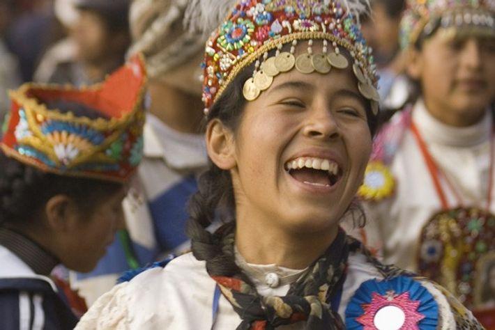 Pentecostes Festival, Ollantaytambo.