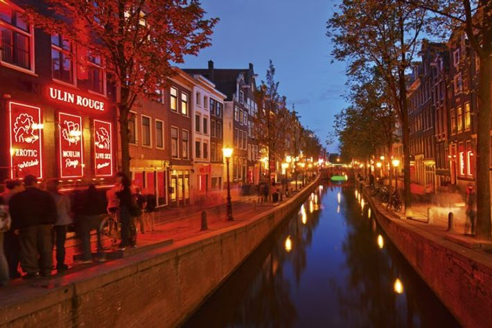 Red Light District. Image: Getty