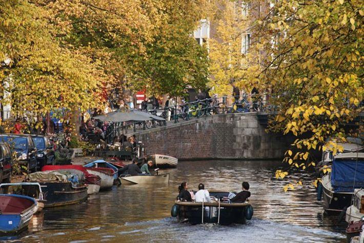 Jordaan canal. Image: Getty