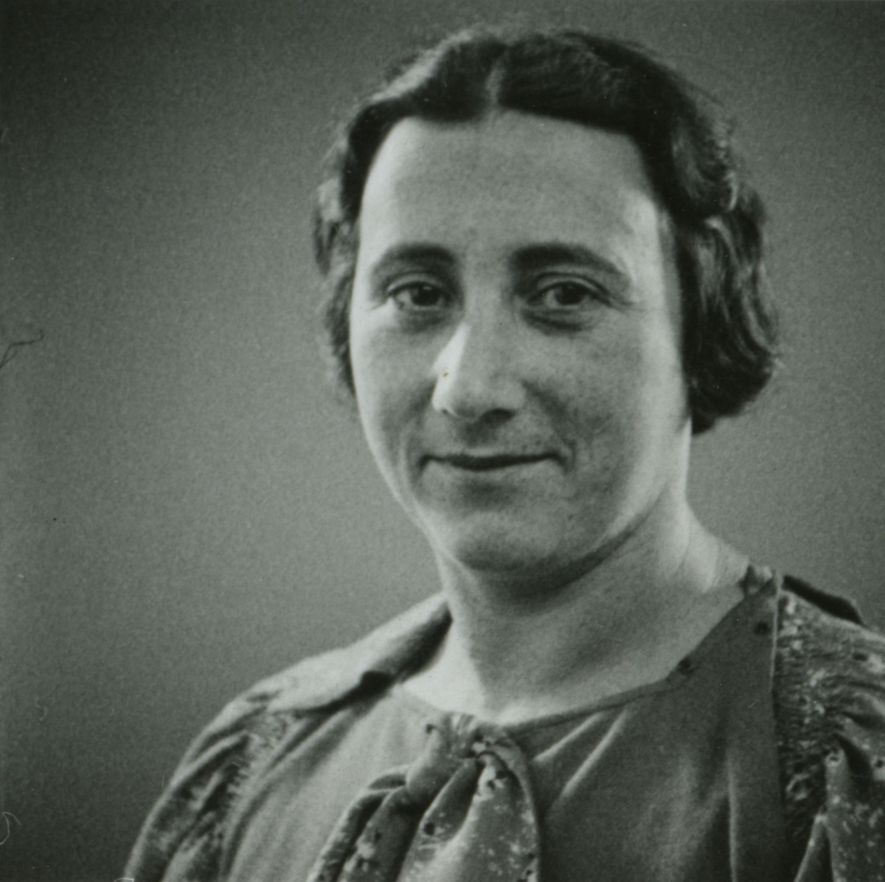 Edith Frank, Anne's mother, died on January 6, 1945, at the Auschwitz-Birkenau concentration camp three weeks ...