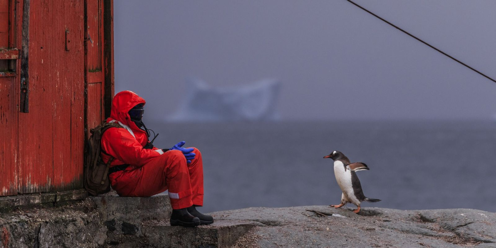 Antarctica is the last continent without COVID-19. Scientists want to keep it that way.
