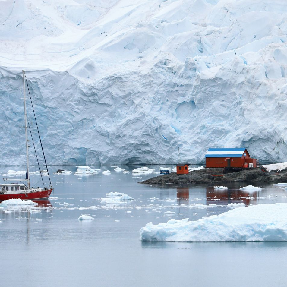 Leave no trace: exploring the fragile frontiers of Antarctica and South Georgia