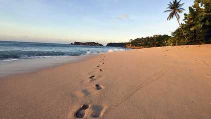 Antigua & Barbuda: Rum and coconuts