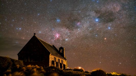 Dark nights? Game on! These are the world's best stargazing spots