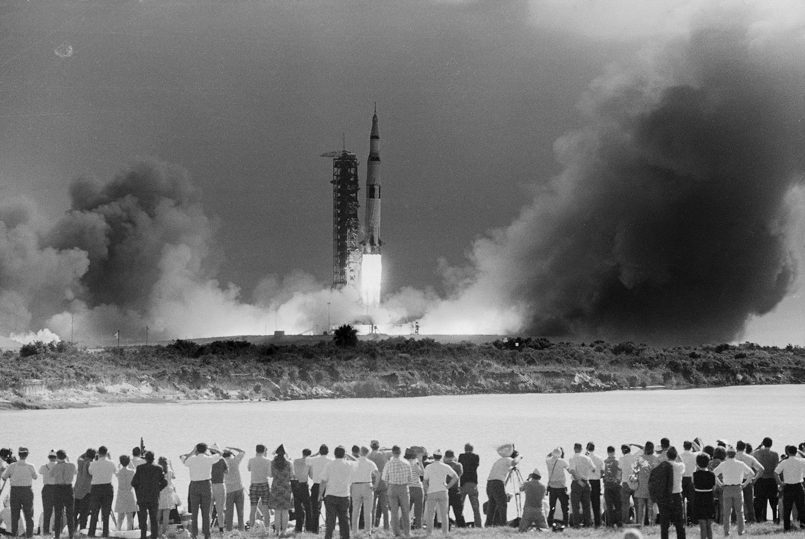A Celebration in Photographs: 50 favourite images from Apollo 11