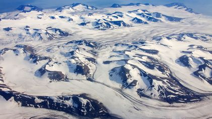 Tiny pieces of plastic found in Arctic snow