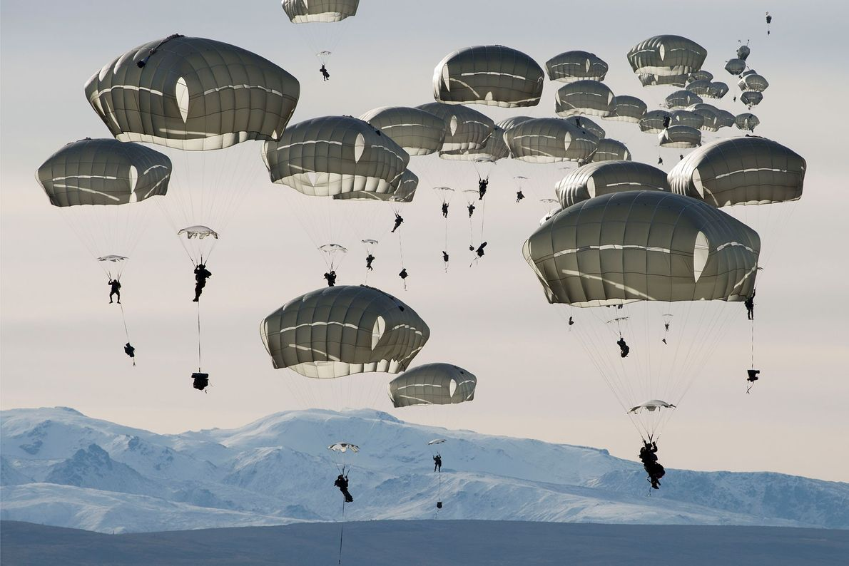 The New Cold War Unfolding in the Arctic