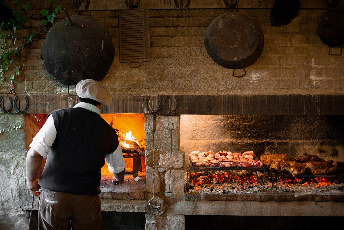 So much more than a mere barbecue, the asado is a way of life in Argentina. ...