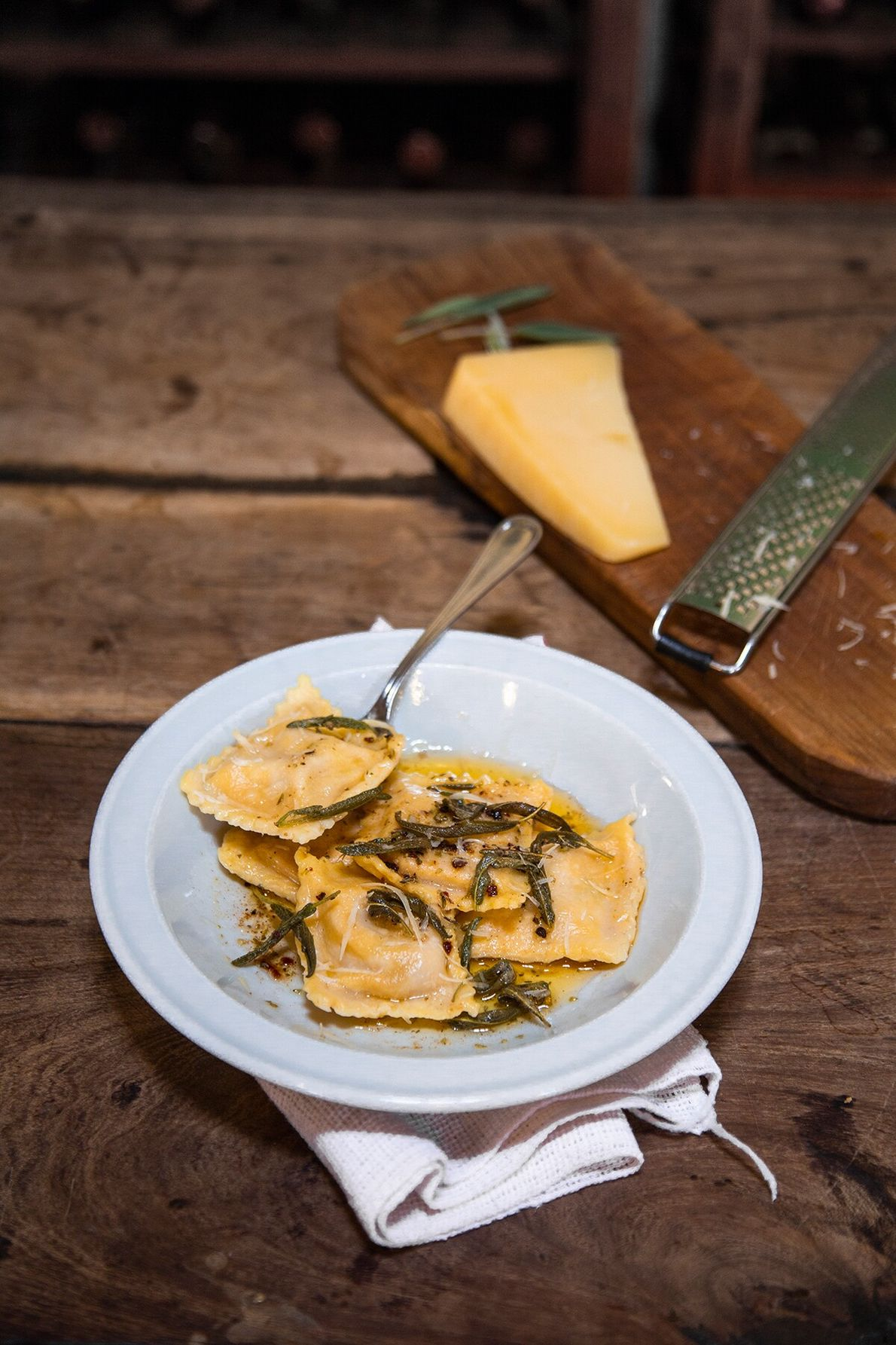 The Italian influence on Argentinian food is unmissable. More than 60 per cent of Argentines are ...