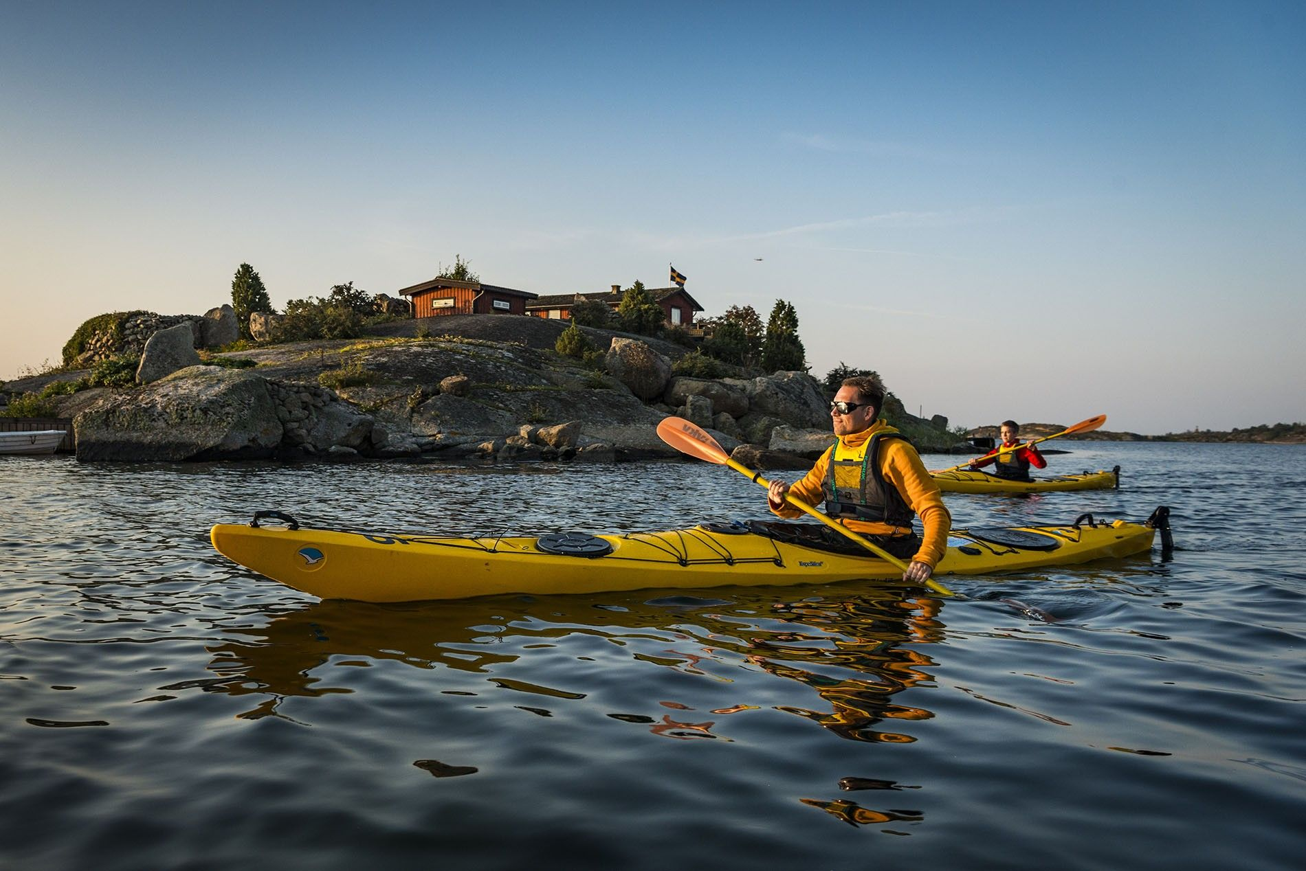 Discover the sea trails of the Baltic region of Blekinge, Sweden