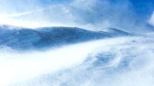 Capturing Surreal Life on a Sacred Glacial Mountain