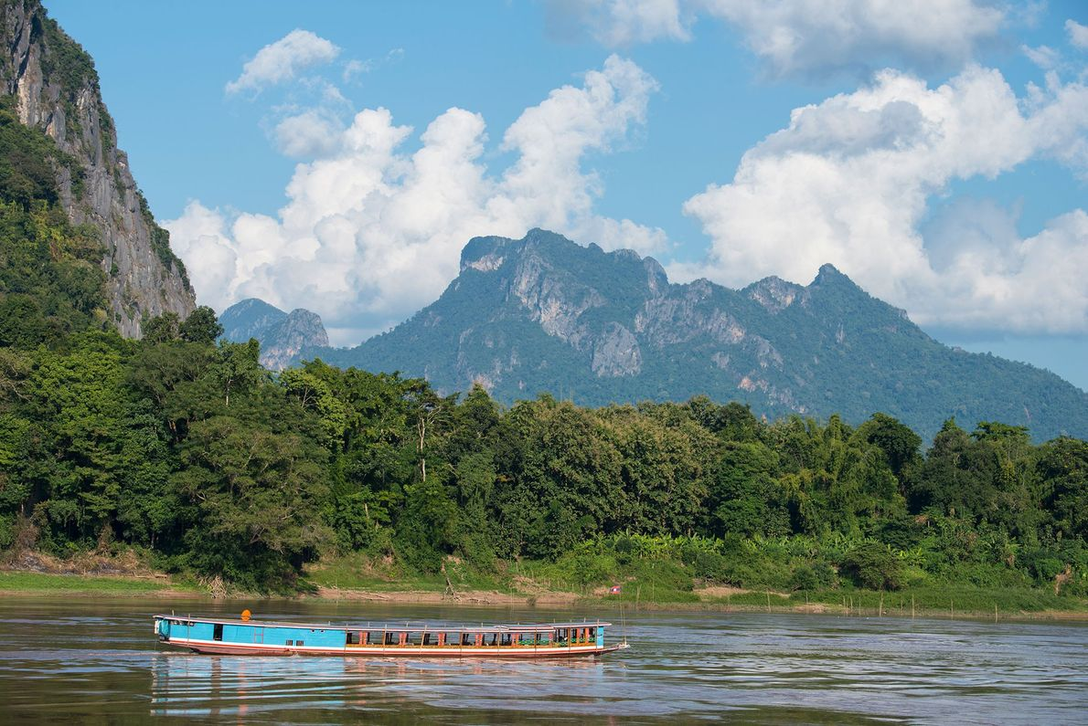"""Adventure Life's """"Laos in Motion"""" is a nine-day customizable tour through a country overshadowed by its ..."""