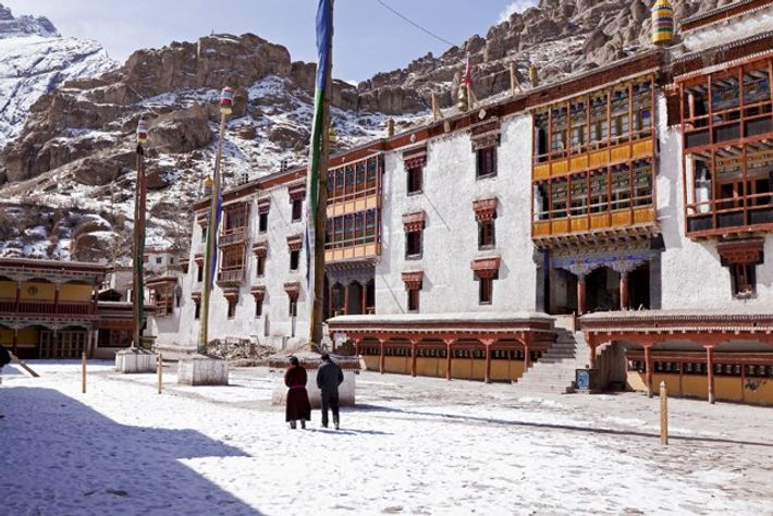 Travelling to Tibet