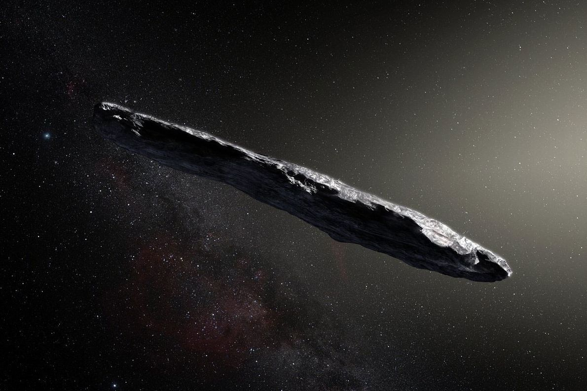 Rock From Another Star System Is Unlike Anything Seen Before