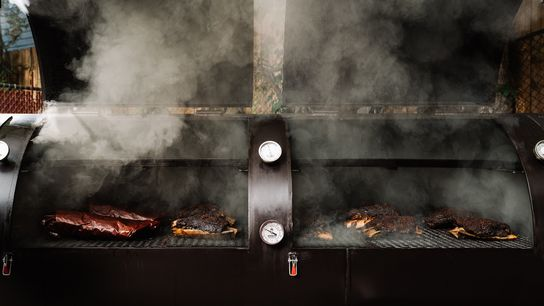 Barbecuing is also the glue that bonds communities in the South.