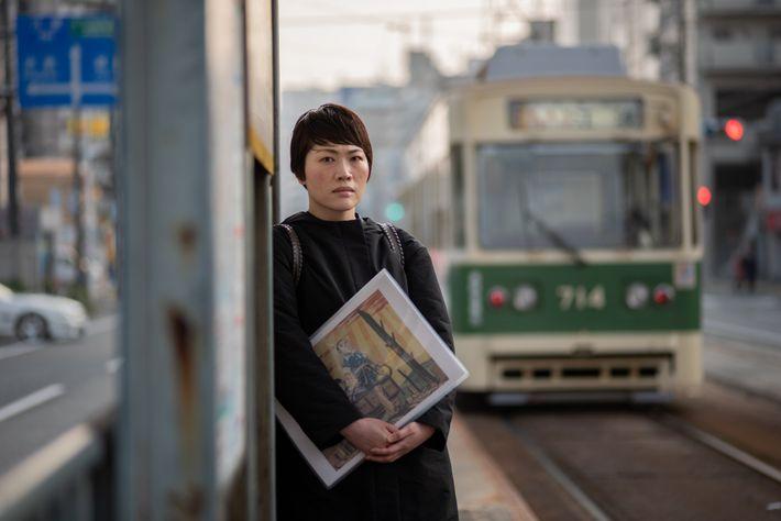 Kuniko Watanabe, 39, has told and retold the story of Keiji Nakazawa, one of Hiroshima's best ...