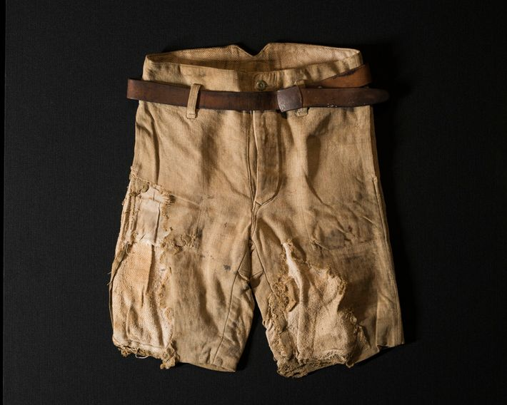 Jiro Mitsuda, 12, was on his way to school that fateful morning. With burned skin hanging ...