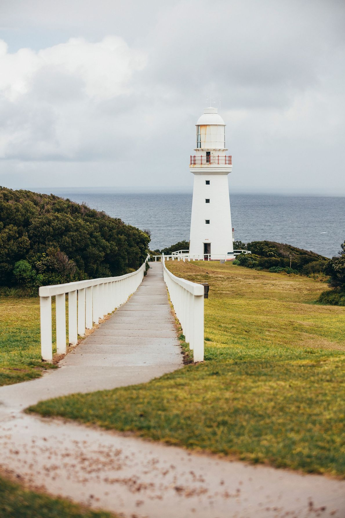 Cape Otway Lighthouse, Victoria's oldest working lighthouse.