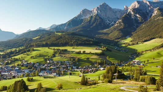 Mountains, myths and monsters: exploring the folklore of Austria's dramatic Hochkonig region