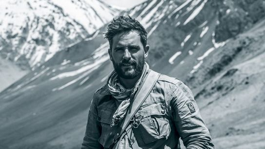 Levison Wood in the Himalayas.